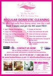 download our latest domestic cleaning flyer